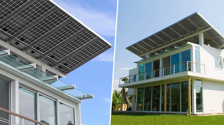 La maison solaire-hydrogène du projet Phi Suea à Chiang Mai en Thaïlande