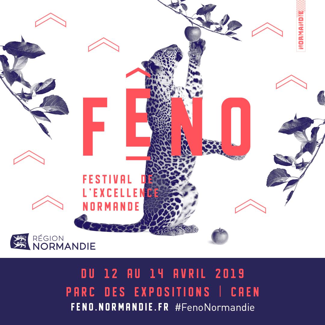 [EVENEMENT] Le Parcours de l'Energie s'expose au FENO du 12 au 14 avril 2019