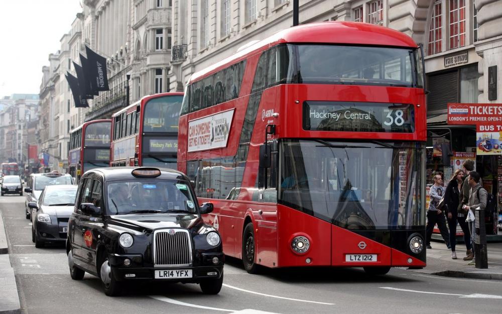 Les bus londoniens carburent au marc de café