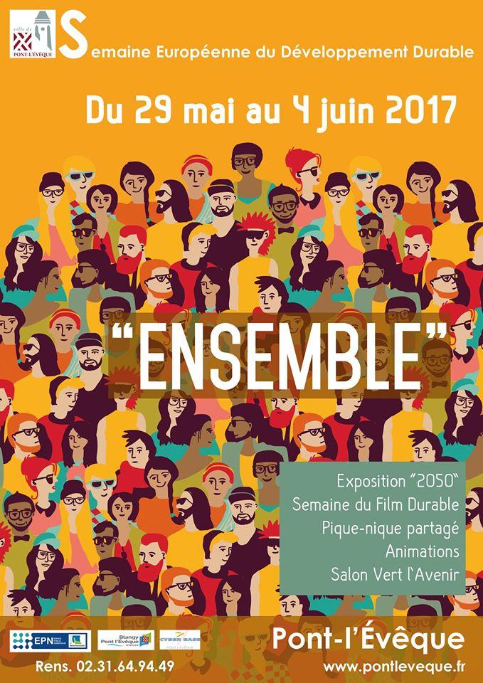 La Maison de l'Energie partenaire de la semaine du développement durable à Pont-l'Evêque du 30 mai au 3 juin 2017