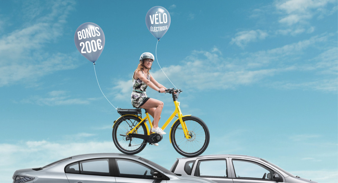 Bonus national vélo électrique © CYCLABLE