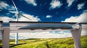 Hyperloop : un projet de ligne Paris-Amsterdam en 30 minutes