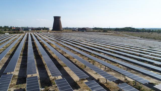 [EVENEMENT] Visite du parc solaire de Colombelles avec Normandie Energies le 19 septembre