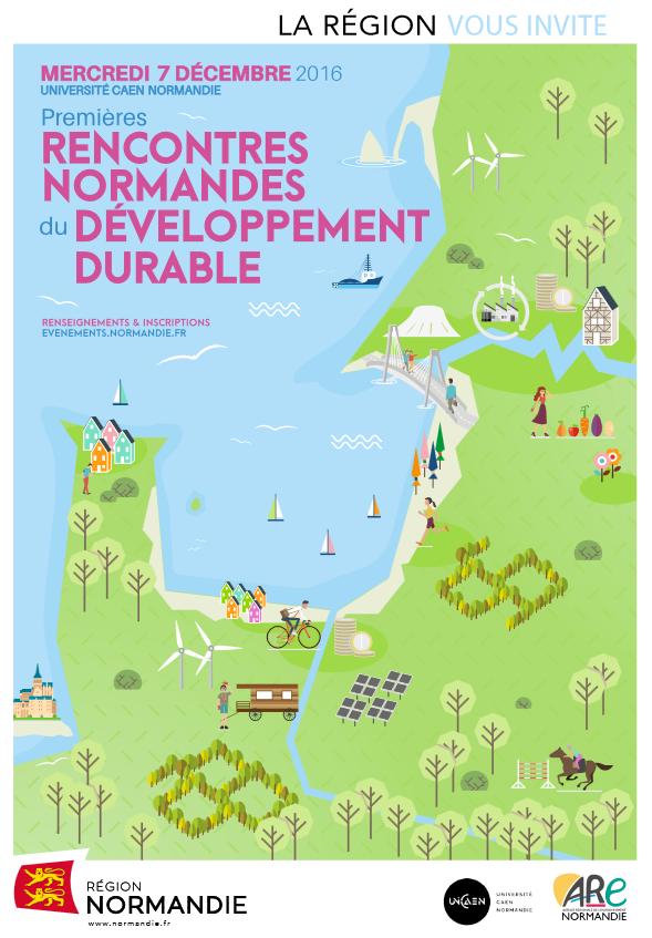 1ères Rencontres Normandes du Développement Durable