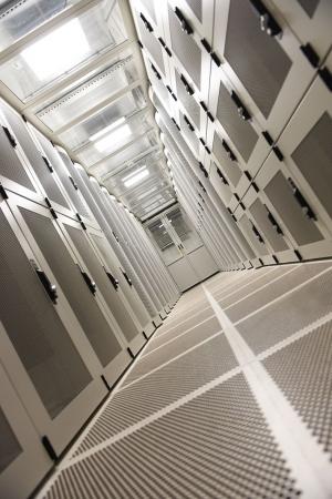 nouveau Data center Webaxys implanté sur le Parc EcoNormandie, à Saint-Romain-de-Colbosc.