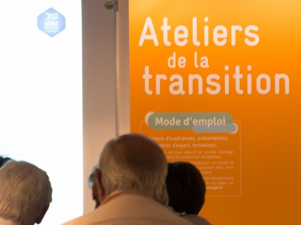 ECHANGER avec les Ateliers de la transition