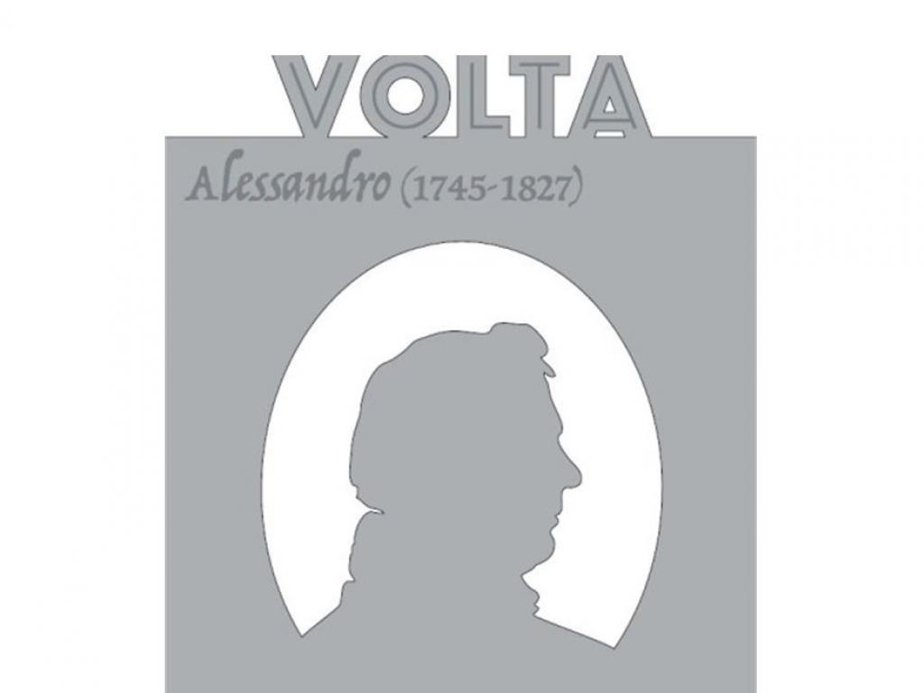 Alessandro Volta et la tension