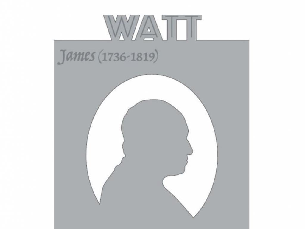 James Watt et la puissance