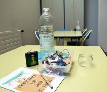 Energie, atelier, photovoltaïque, enfant , élèves, panneau solaire