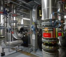 La centrale de géothermie alimentera en chaleur l'écoquartier Clichy-Batignolles DB/EM