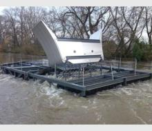 Hydrolienne fluviale © HydroQuest