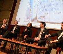 Colloque, l'Hydrogène pour aller encore plus loin en 2018, le mardi 10 avril 2018 à Caen