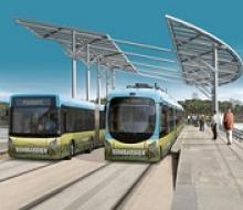 Autobus électrique Primove