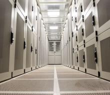 Près du Havre, Webaxys inaugure un datacenter alimenté au solaire et par des vieilles batteries de Nissan © Webaxys