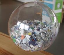 Recyclage des déchets - Syvedac