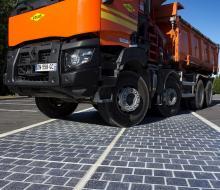 Route solaire Colas