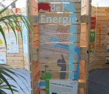 Parcours de l'Energie nomade