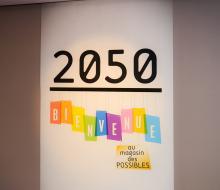 Exposition 2050 votre futur énergétique